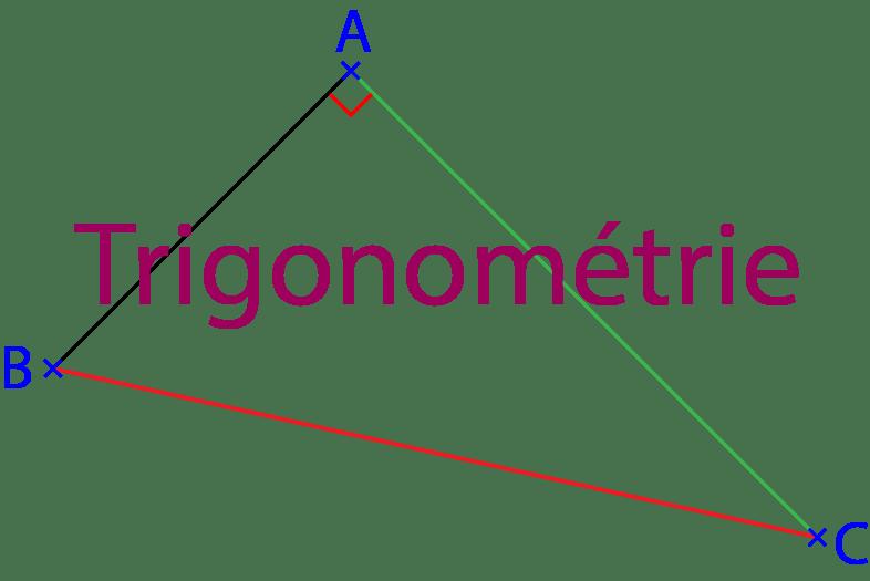 Trigonométrie comment ca marche ?